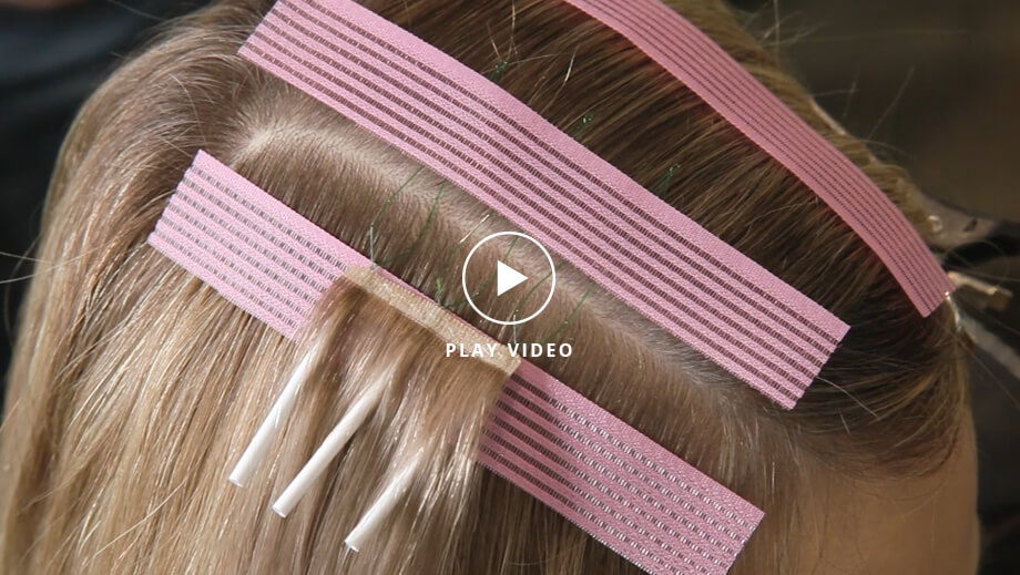 Installs euro invisi weft sewn in extensions melbourne carla video sewn in extensions pmusecretfo Choice Image