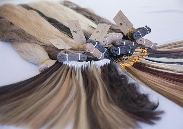 Real & Natural Human Hair Extensions