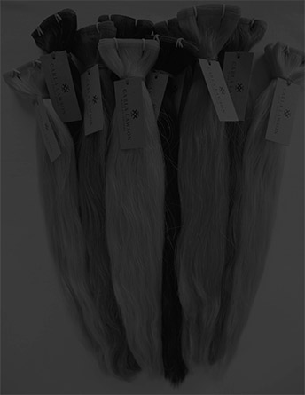 Real & Natural Human Hair Extensions